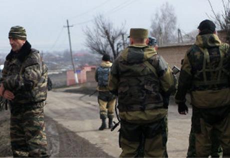 Трое неизвестных обстреляли наряд полиции в Гумбетовском районе