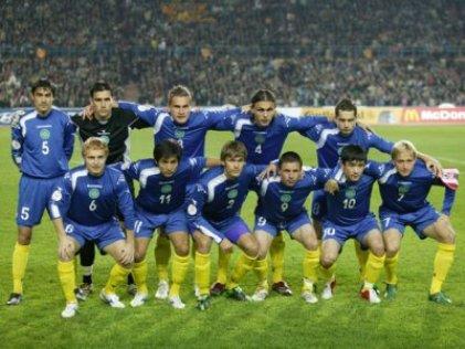 украины по футболу состав