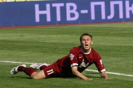 график игр чемпионата россии по футболу спартак