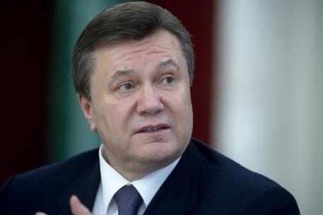 Виктор Янукович. Фото из архива Vesti.kz