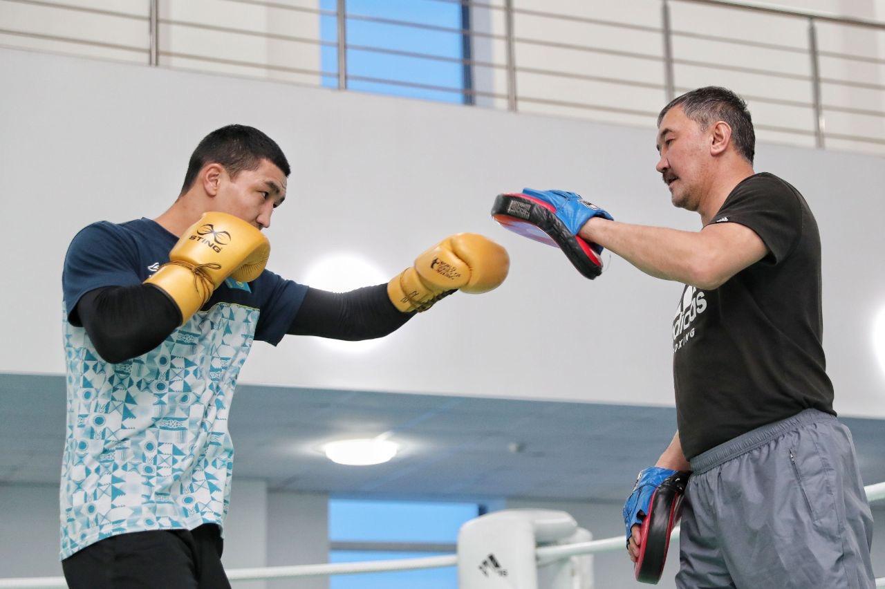 Отбор на ОИ-2020 по боксу