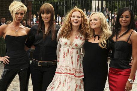 Группа Spice Girls. Фото из архива Vesti.kz