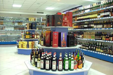 Для алкогольных напитков могут сделать отдельную кассу.