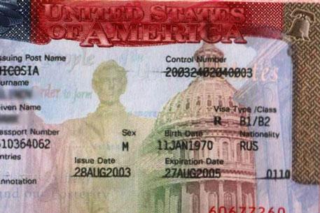 Посольство США упростило процедуру выдачи россиянам туристических виз Посольство США в Москве начало выдавать...