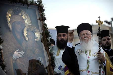 В Турции началась первая за 87 лет литургия в монастыре Сумела