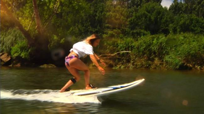 Доска для серфинга видео