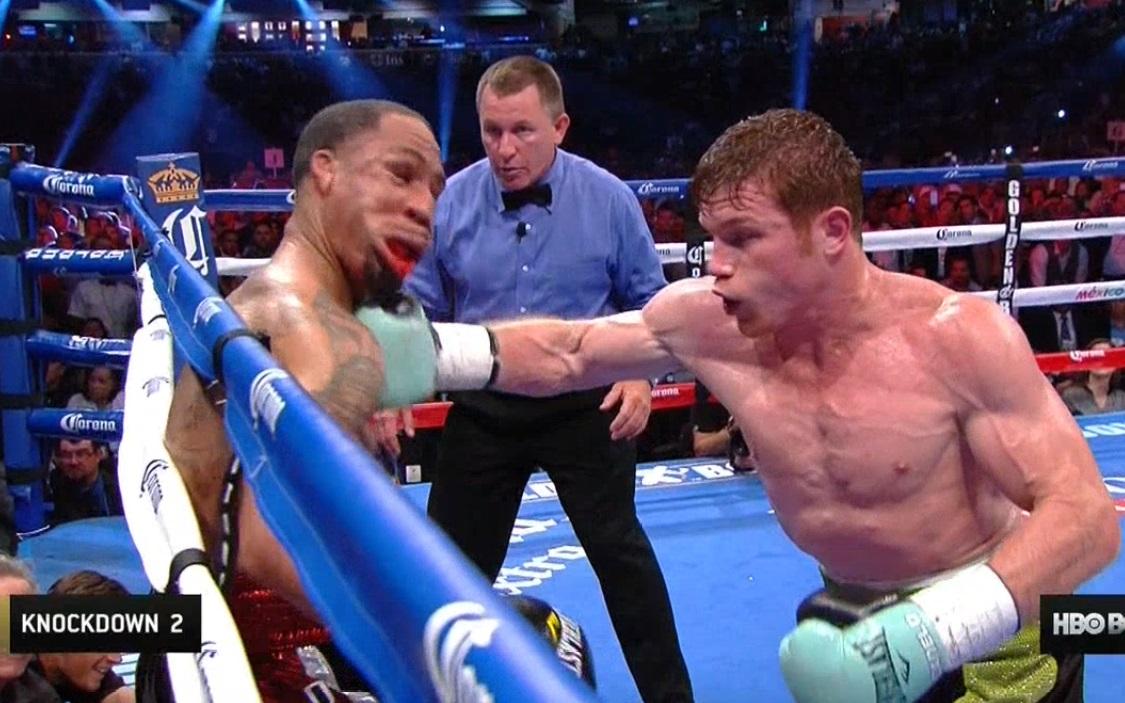 Смит после боя с Канело: Мне бы ещё два-три боя на подготовку