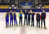 Спортсмены ВКО стали призерами ЧРК