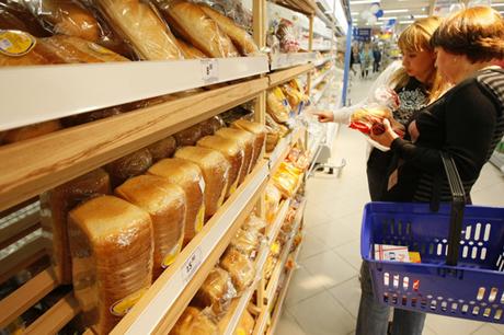 Из-за роста цен на муку осенью подорожает хлеб.