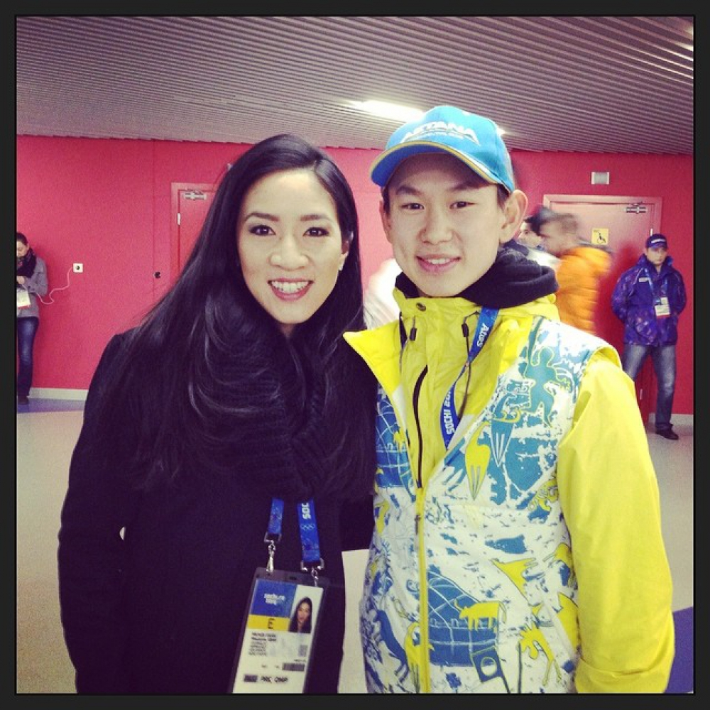 Зимняя Олимпиада. Как единственный медалист Казахстана проводит ...