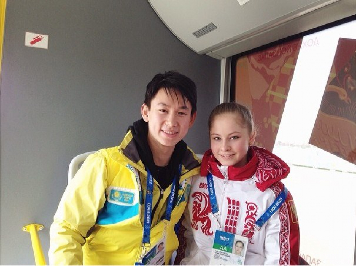 Денис Тен / Denis TEN KAZ