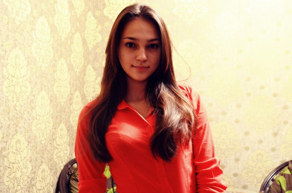 Фото девушки из вконтакте 11 фотография