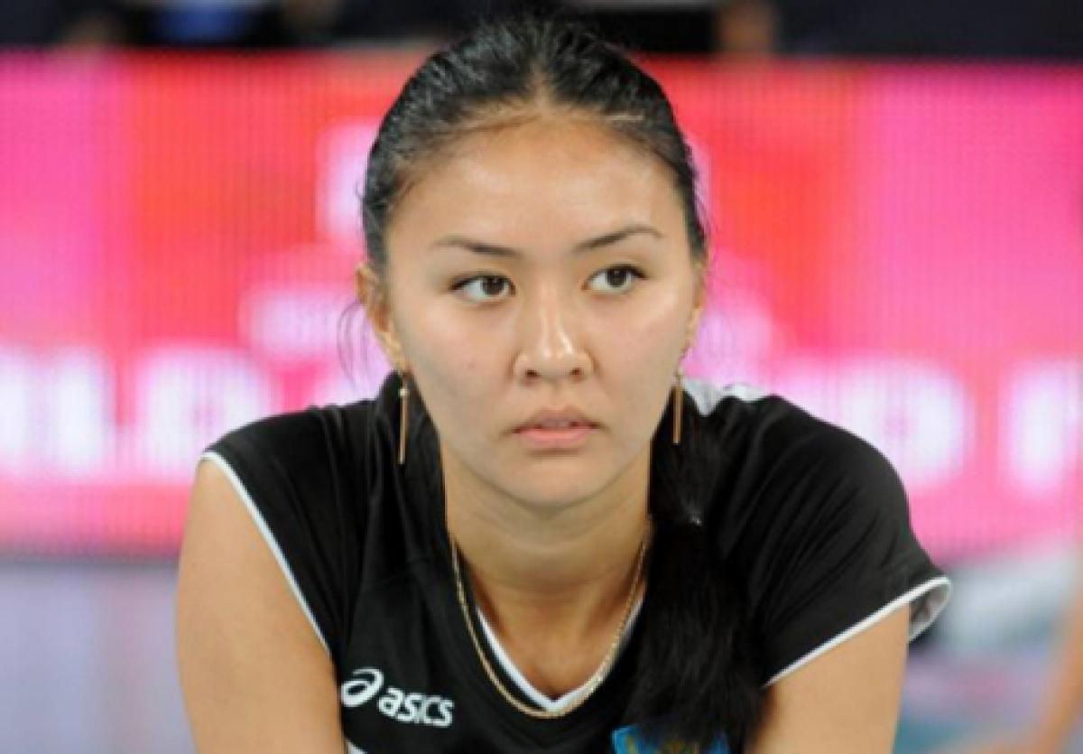 Сана Анаркулова (волейбол)