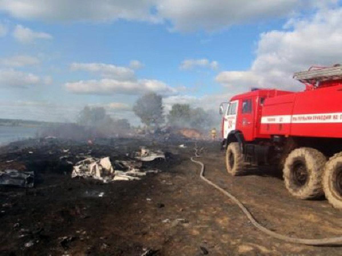 Фото с места катастрофы локомотива 4