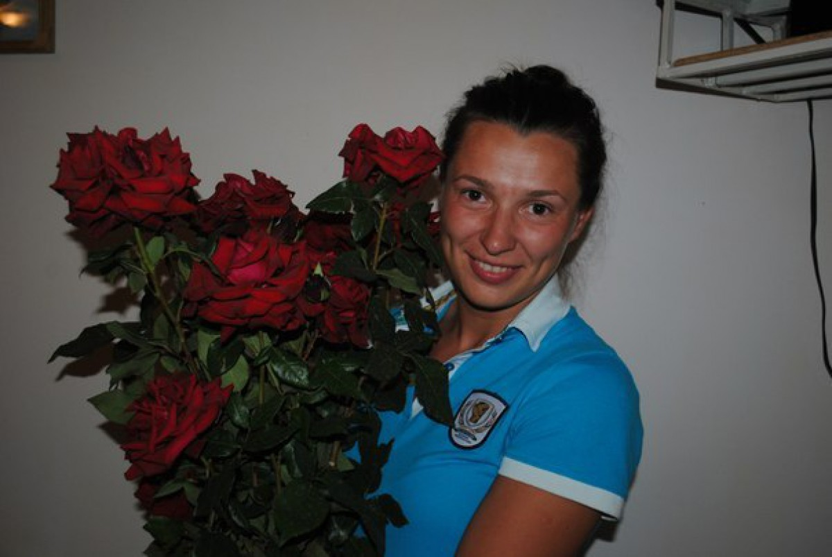 28-летняя Оксана родом из Караганды. В детстве она не сразу заинтересовалась спортом. Все начиналось с танцев.