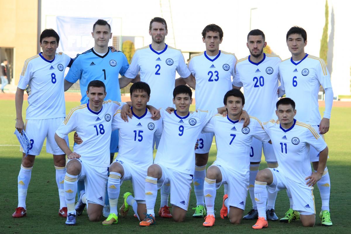 Товарищеские матчи казахстана по футболу