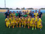 Сборная Казахстана U-17 на УТС в Сербии