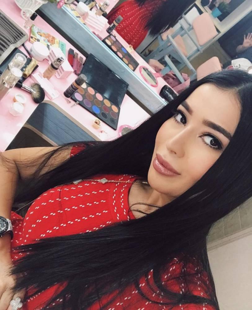 Бывшая девушка Улана Конысбаева стала моделью Dolce