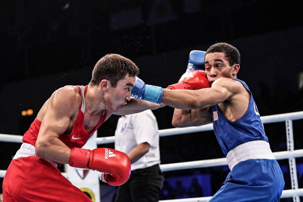 Чемпионат мира 2018 бокс