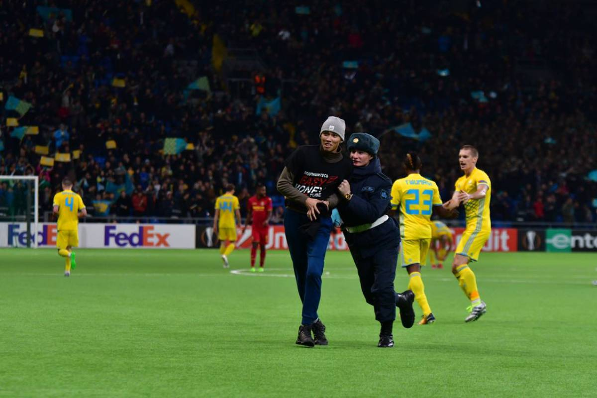 УЕФА завел дисциплинарное дело против Зари