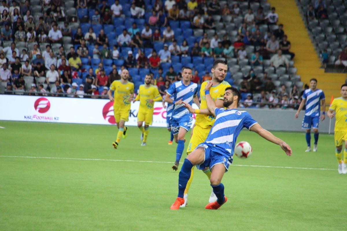 Прогноз на ЛЧ УЕФА: Сутьеска – Астана – 18 июля 2018 года
