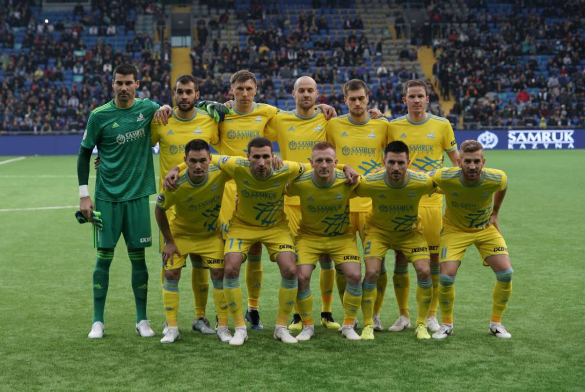 Астана – Динамо Загреб. Прогноз матча Лиги Чемпионов