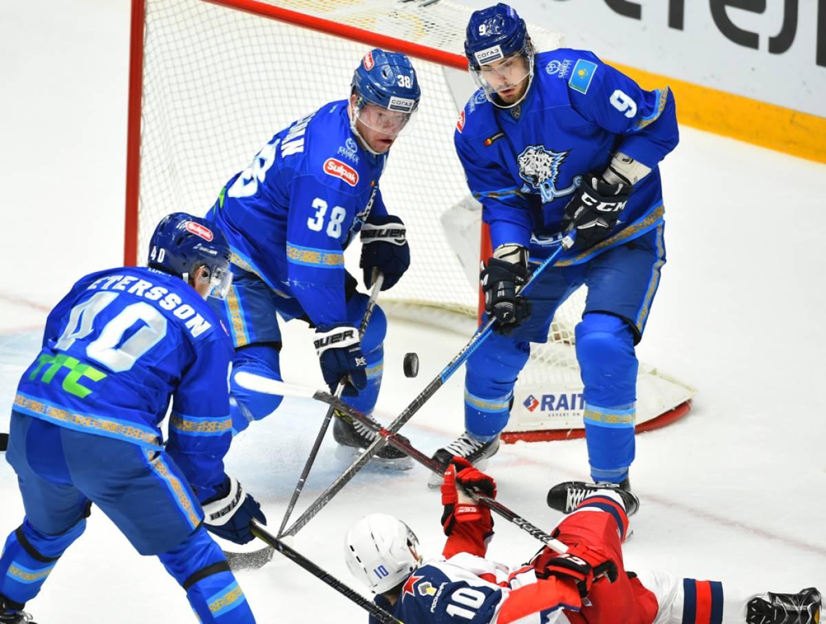 Прогноз на КХЛ: Барыс – Сибирь – 28 октября 2018 года