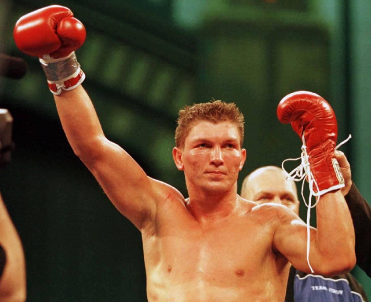Мастер спорта республики казахстан по боксу