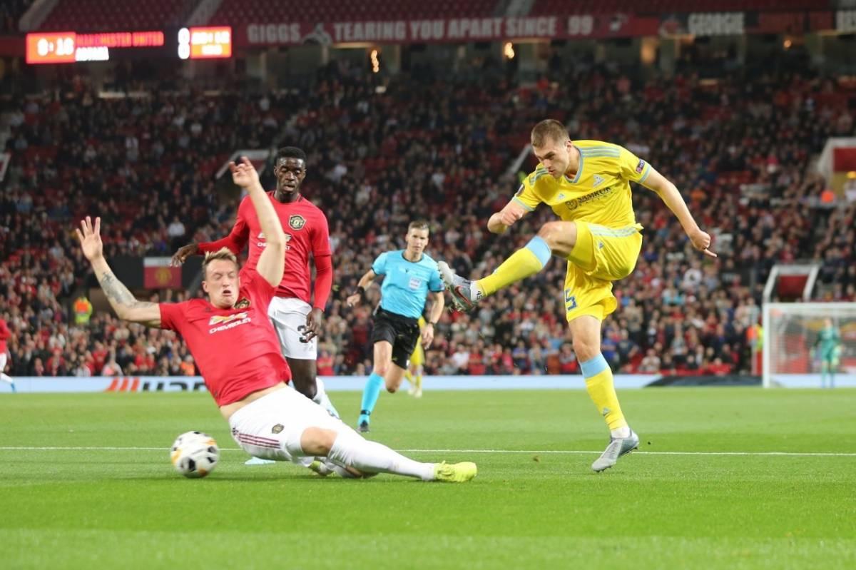Манчестер юнайтед против сборной европы