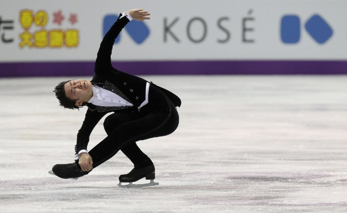 Денис Тен / Denis TEN KAZ Photo_16428
