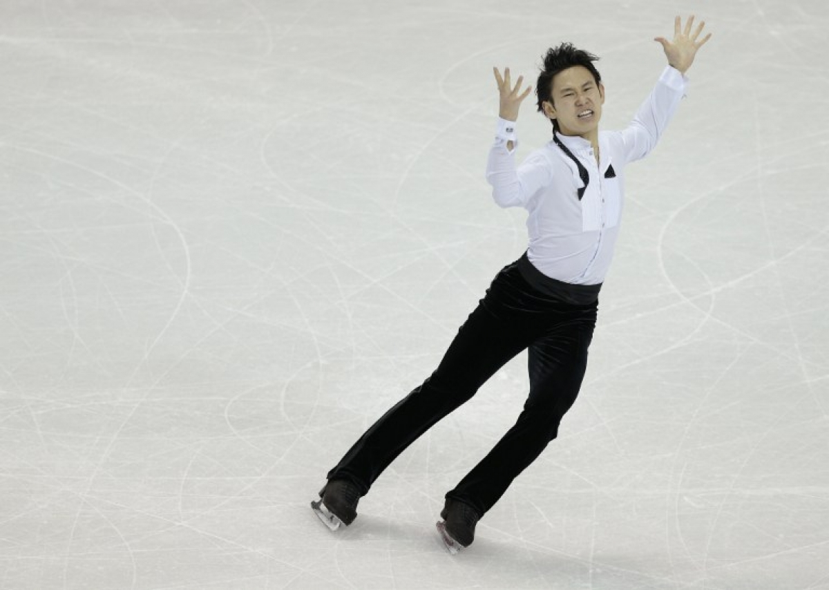 Денис Тен / Denis TEN KAZ Photo_16600