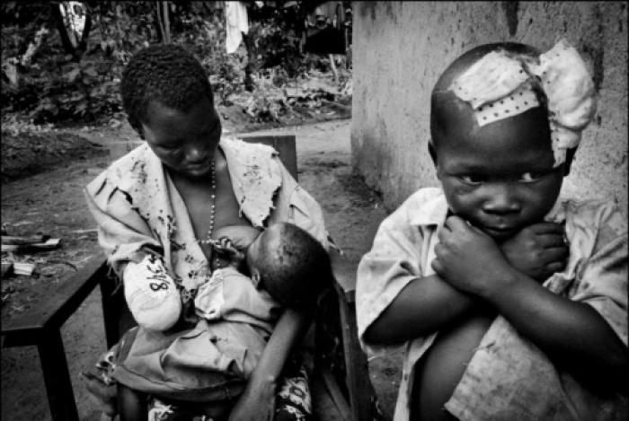 В Конго, как я уже говорил, идет война, жесточайшая со времен 2-ой мировой
