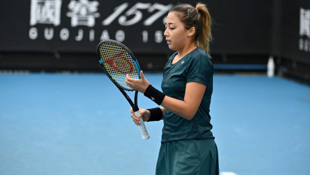 Дияс сыграет с чемпионкой Олимпиады-2020. Казахстанка обыгрывала ее в финале турнира в Японии