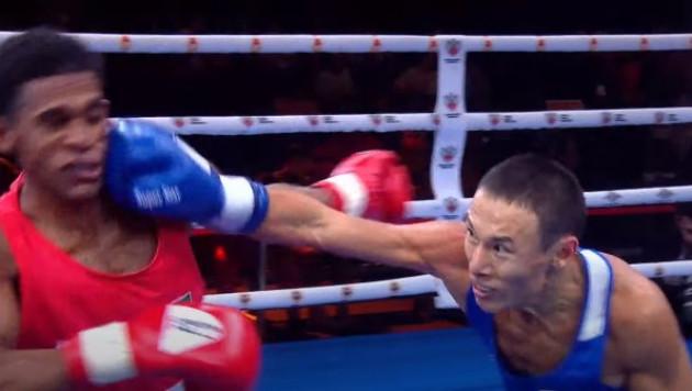 Золото от чемпиона Азии и победа над Россией. Как казахстанцы бились в финалах ЧМ по боксу среди военнослужащих