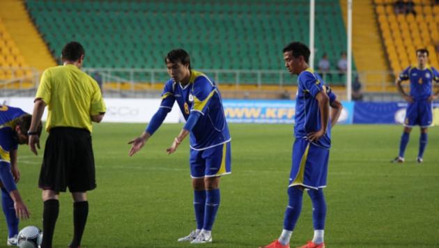 Казахстан крупно уступил Армении в товарищеском матче