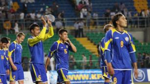 Сборная Казахстана потеряла четыре позиции в рейтинге ФИФА