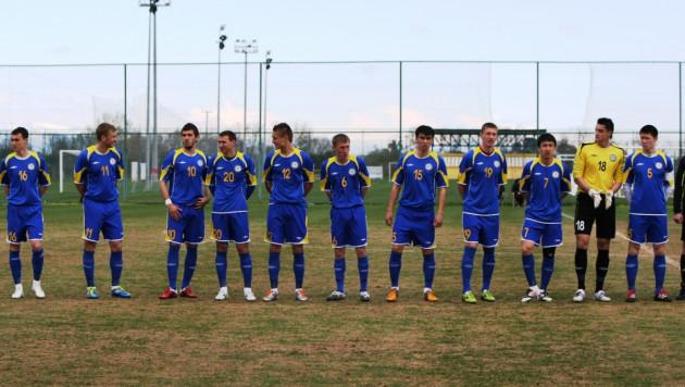 LIVE. Молодежный чемпионат Европы-2013: Казахстан - Франция