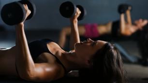 Альтернативный путь к женскому оргазму — занятия тяжёлой атлетикой