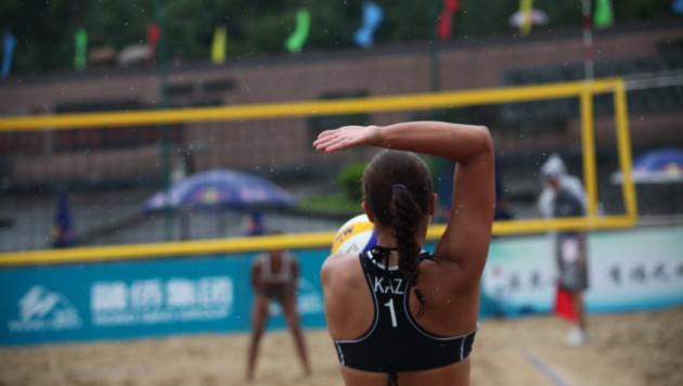 Мужская и женская сборные Казахстана пробились в четвертьфинал