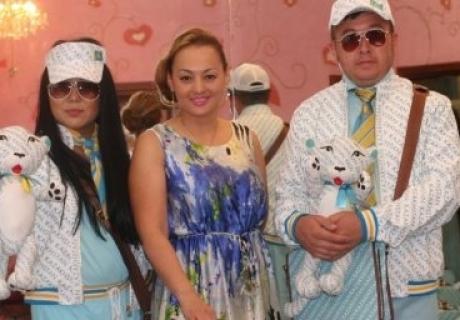 Форма казахстанских олимпийцев. Фото с сайта vk.com