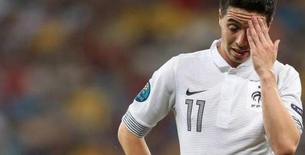 Федерация футбола Франции завела дело на Самира Насри