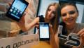 Дебютировал стильный смартфон LG Optimus L5
