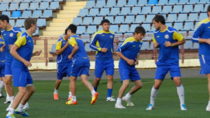 Сборная Казахстана потеряла шесть позиций в рейтинге ФИФА