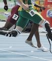 Инвалид примет участие в лондонской Олимпиаде