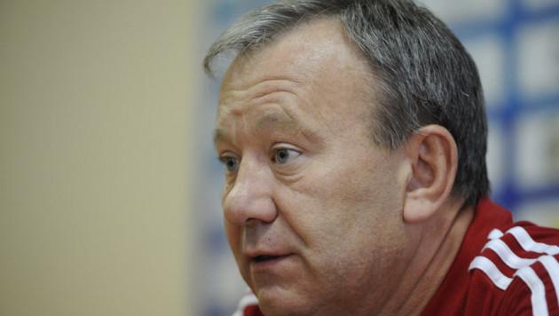 Владимир Муханов: Мы сыграли хуже, чем в гостях