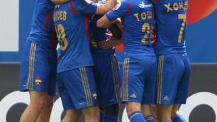 Гол Хонды принес ЦСКА победу в первом матче с АИК в Лиге Европы