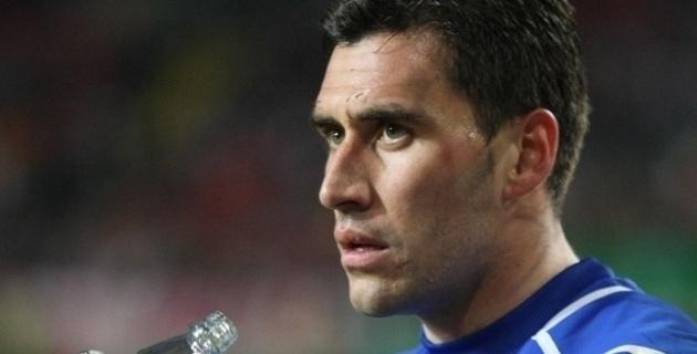 Давид Лория пропустил два гола