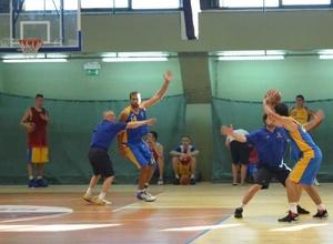"""Баскетболисты """"Астаны"""" провели второй товарищеский матч"""