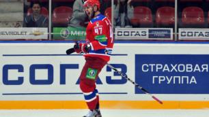 Александр Радулов установил рекорд КХЛ