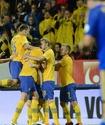 Сборная Казахстана уступила Швеции